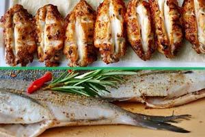Recettes à base de viandes et poissons de Sarah