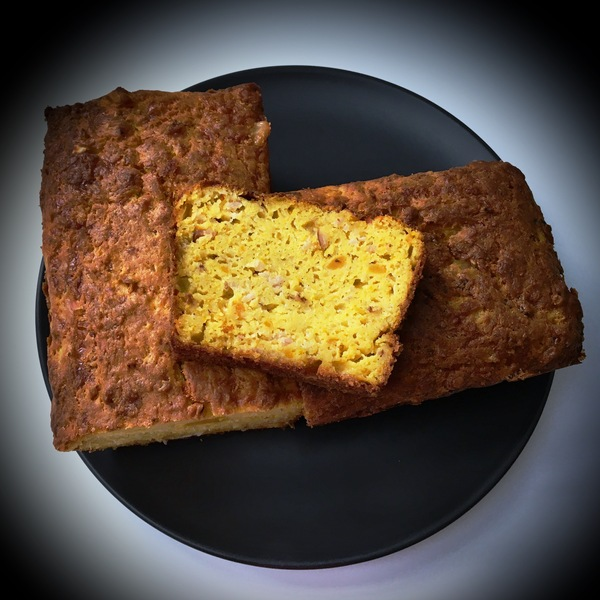cake au potimarron